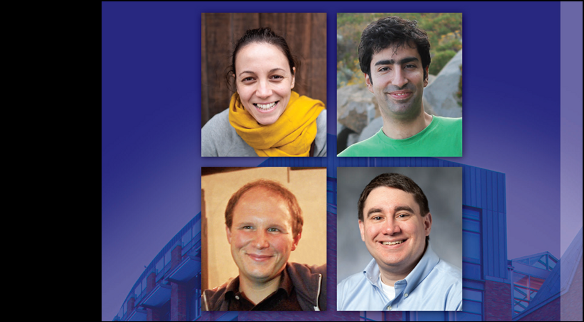 Photos of 2013 UW CSE new faculty members