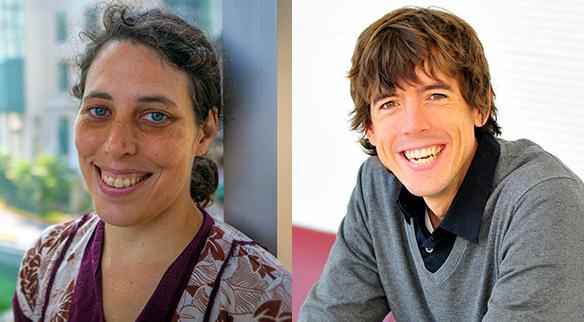 Jennifer Mankoff, Jon Froehlich