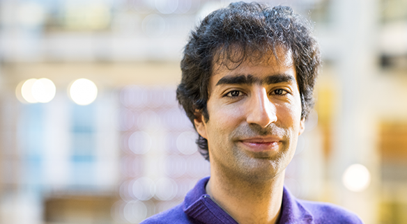 Shayan Oveis Gharan, one of Science News' 10 Scientists to Watch