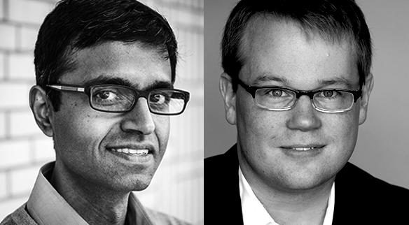 Sidd Srinivasa and Michael Taylor