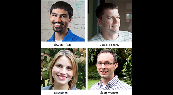 CSE faculty, UW Innovators Award 2015 recipients