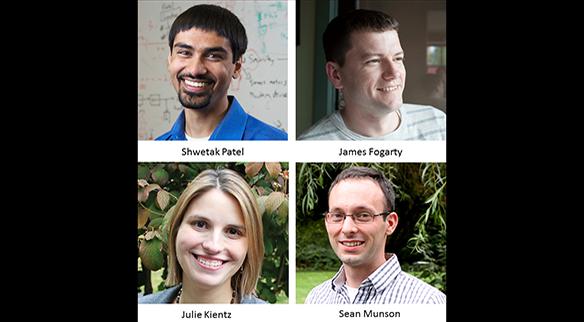 CSE faculty, UW Innovators Award 2015 recipients