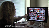 Ira Kemelmacher-Shilzerman describes illumination-aware age progression software